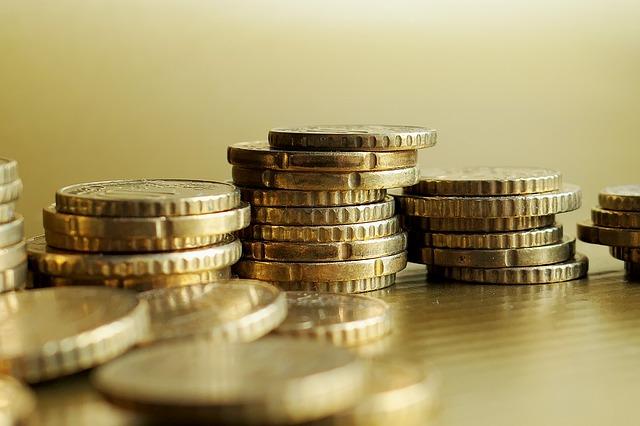 Rozrzucone monety
